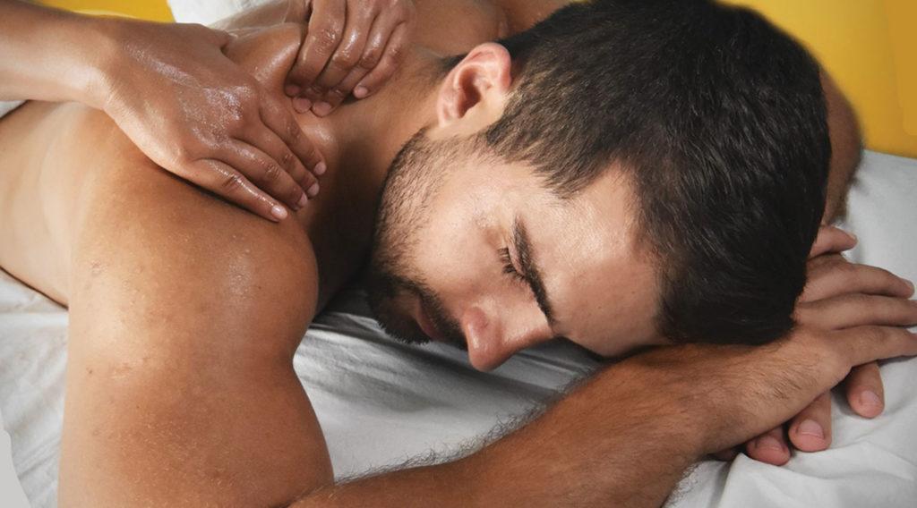 deep-tissue massage Lisbon