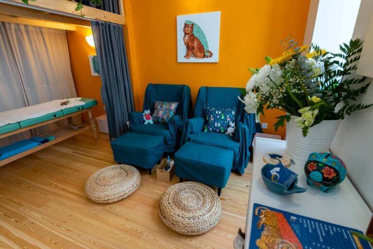 our massages room lisbon center